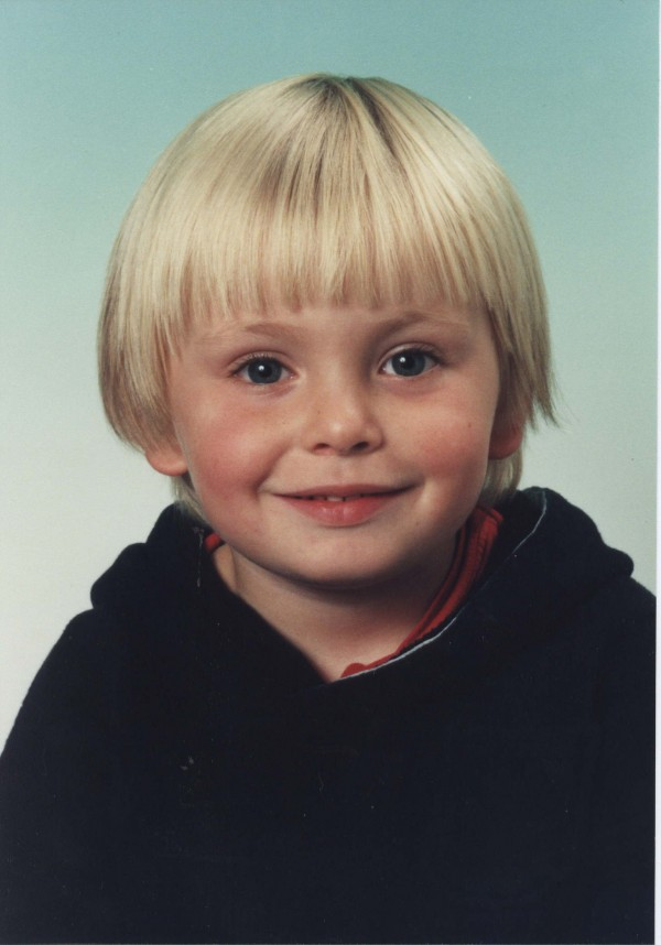 This is me in 1994